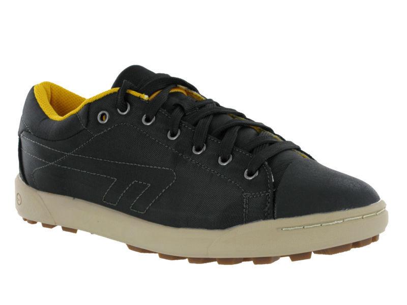 Hi-Tec Nevada Canvas Casual Fashion Mens Trainers Smart shoes UK7-13