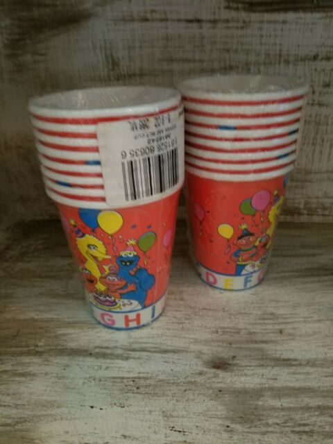 Sonic the Hedgehog 3 packs of 8 Paper Cups Party Supplies for sale ...