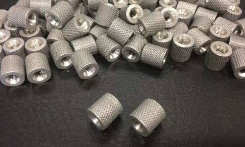 VW AirCooled Beetle Wire Cover Knurled Nuts Installation Kit  Prt# VRD200