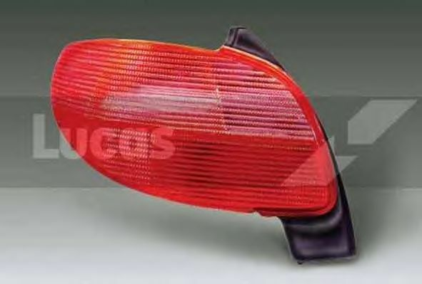 Magneti Marelli 62016 Rear LEFT LAMP  PEUGEOT 206