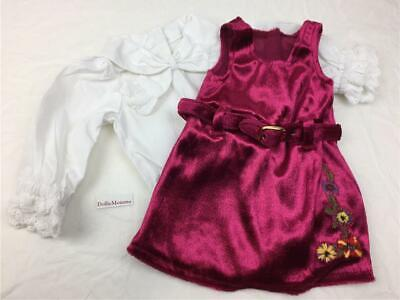 "American Girl JULIE BIRTHDAY DRESS 1 PC HAT ONLY IN BAG for 18/"" Doll Julie/'s NEW"