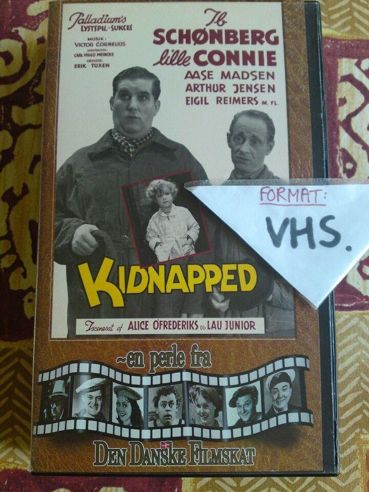 Komedie, Kidnapped, instruktør Lau lauritzen