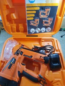Paslode-IM65-F16-Li-ion-Cordless-Second-Fix-Nail-Gun-Fully-Serviced