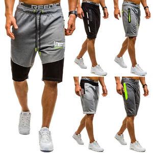 5d66a87eea971d BOLF Herren Shorts Bermudas Sporthose Kurzhose Fitness Jogging Mix 7G7 Motiv