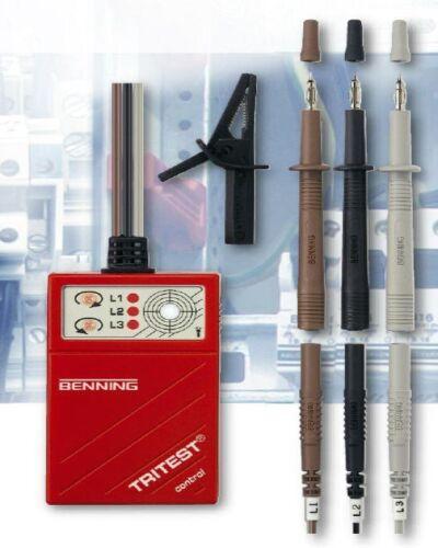 Benning Compteur indicateur de direction TRITEST Control 020050 compteur couteau sans neuf dans sa boîte
