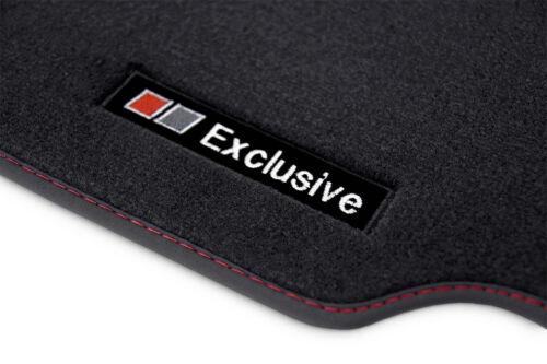 2012 Exclusive Line Fußmatten für Toyota RAV4 ab Bj