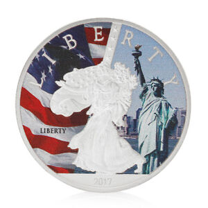 Great-Seal-Of-The-Unites-States-Liberty-Challenge-Commemorative-Coin-Collection