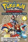 Pokémon Adventures: Heart Gold Soul Silver, Vol. 1 by Hidenori Kusaka (2013, Paperback)