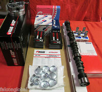 Chevy 350 Master Engine Kit 350 Hp Cam 3863151 1968-1979 Pistons 040/std/std