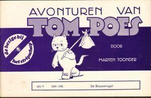 TOM-POES-DE-REUZENVOGEL-Marten-Toonder-1975