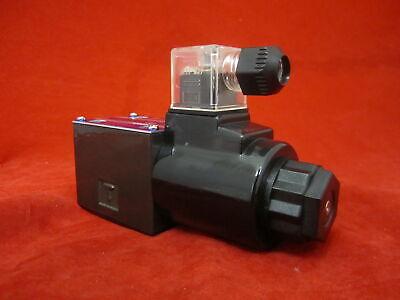Hydraulic Hidraman Solenoid Valve SWH-G02-B2-A110-20 Northman
