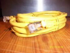Patchkabel 3m EthernetCat.5e-Kabel, gelb, Netzwerkkabel RJ45