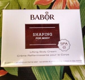 Babor-shaping-for-body-Firming-Lifting-body-Cream-200-ml-NEW-IN-BOX