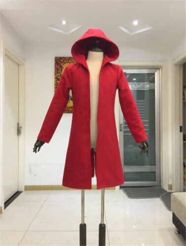 Fullmetal Alchemist Cosplay Costume Full Set Jacket for Edward Elric OutfitAnime