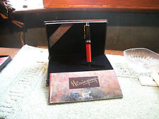 MONTBLANC LIMITED EDITION BALL PEN HEMINGWAY