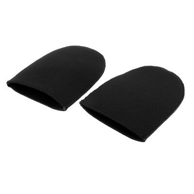 2.5mm Thermal Neoprene Toe Warmer Booties for Cycling Running Hiking Rose