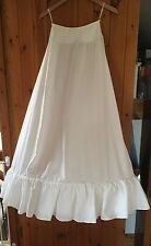 Grace Harrington Bridal Underskirt Hoop/Elasticated Waist/Wedding Slip/Petticoat