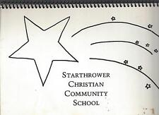 *WINDSOR ONTARIO CANADA VINTAGE COOK BOOK *STARTHROWER CHRISTIAN SCHOOL *RECIPES