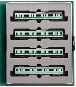 N-Scale-10-1195-E233-system-7000-series-Saikyo-Line-4-car-additional-set