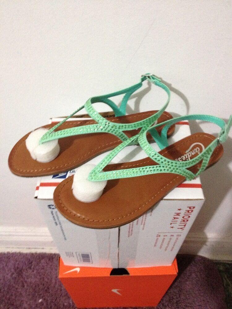 Candies Womens Sandals Sz 6 $50 New RT $50 6 dd65b0