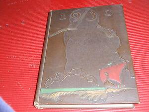 ANTIQUE VINTAGE COLLEGE YEARBOOK 1930 THE ONONDAGAN SYRACUSE UNIVERSITY