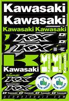 Decal Sheet Kawasaki