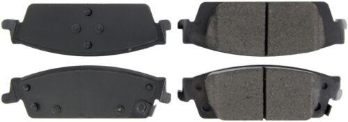 Disc Brake Pad Set Rear Centric 105.17070
