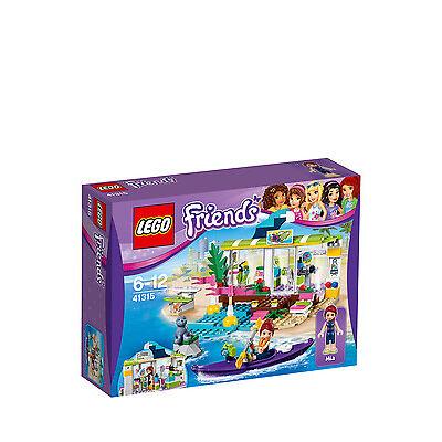 NEW Lego Friends Heartlake Surf Shop 41315