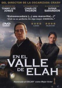 EN EL VALLE DE ELAH DVD Nuevo Precintado. IN THE VALLEY OF ELAH New, Sealed