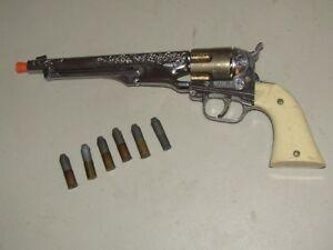 Details about HUBLEY VINTAGE 1950'S COLT 45 CAP GUN