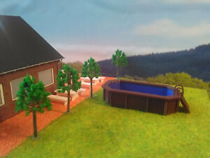 Spur-HO-Aufstellpool-Swimmingpool-Pool-Schwimmbad-Bausatz-1-87