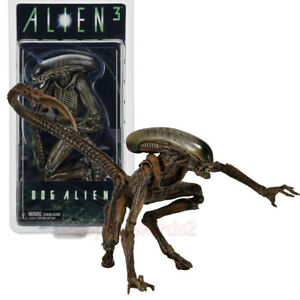 NECA-Aliens-3-Series-8-Dog-Alien-Brown-Variant-Xenomorph-18cm-Figurine-Modelen