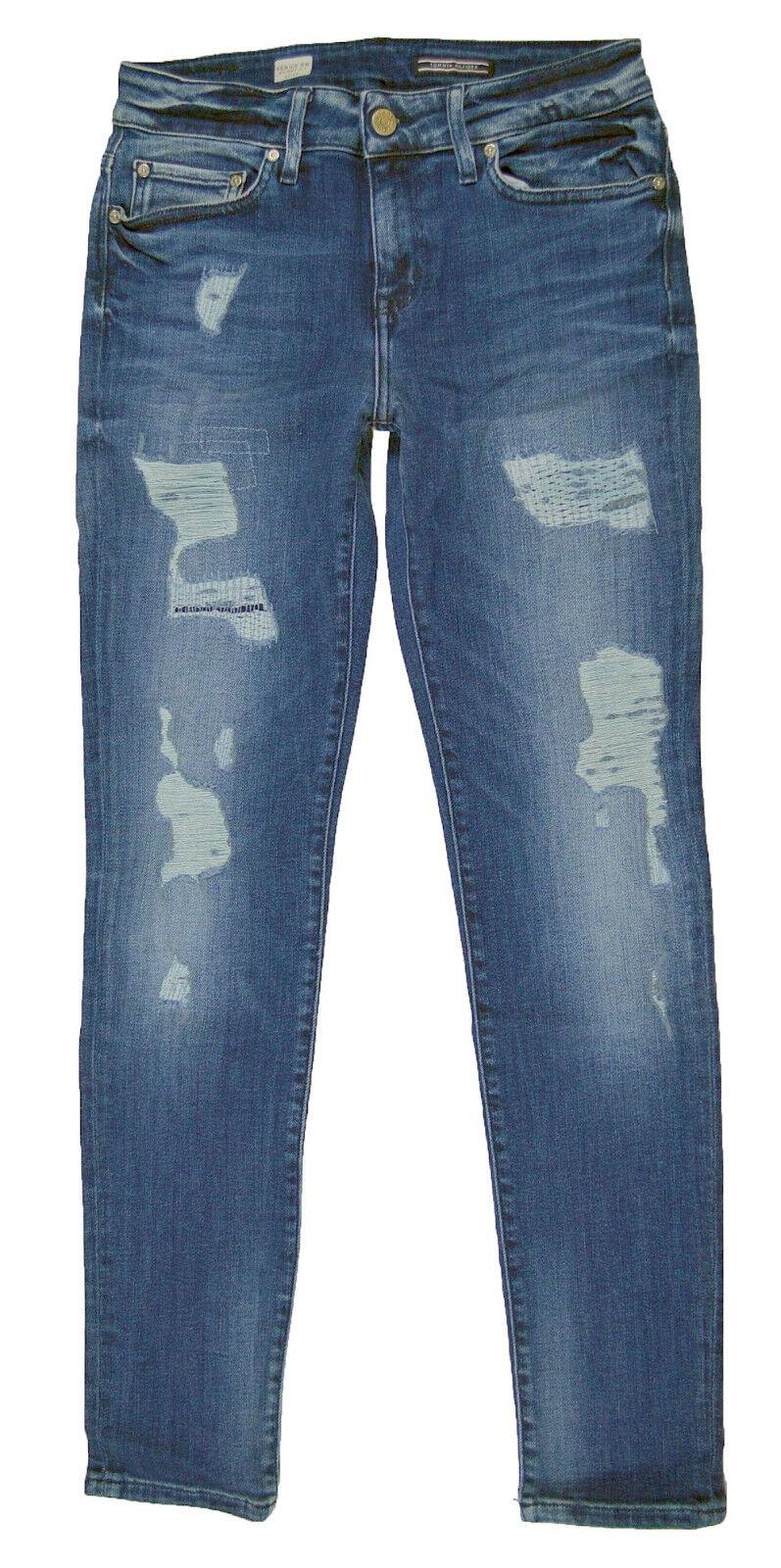Tommy Hilfiger Venice Skinny Fit Regular Waist Damen Jeans Hosen 1-1259
