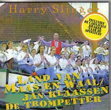 Harry Slinger-Land Van Maas en Waal cd single