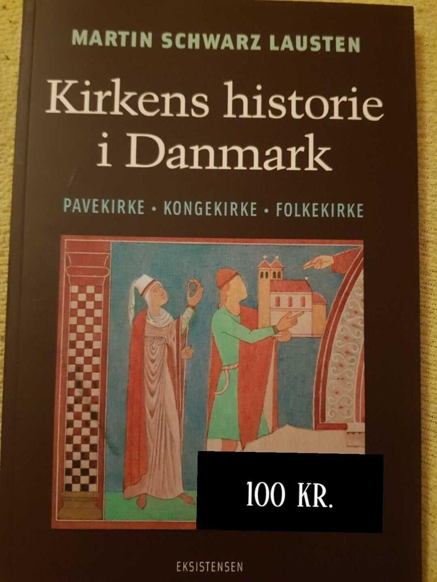kirkens historie i danmark
