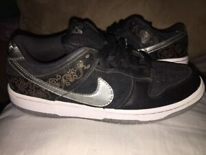 huge discount 38da3 decf2 Details about Nike Dunk SB Takashi 2 II UNKLE Flom Size 6.5 Supreme cement  RARE diamond supply