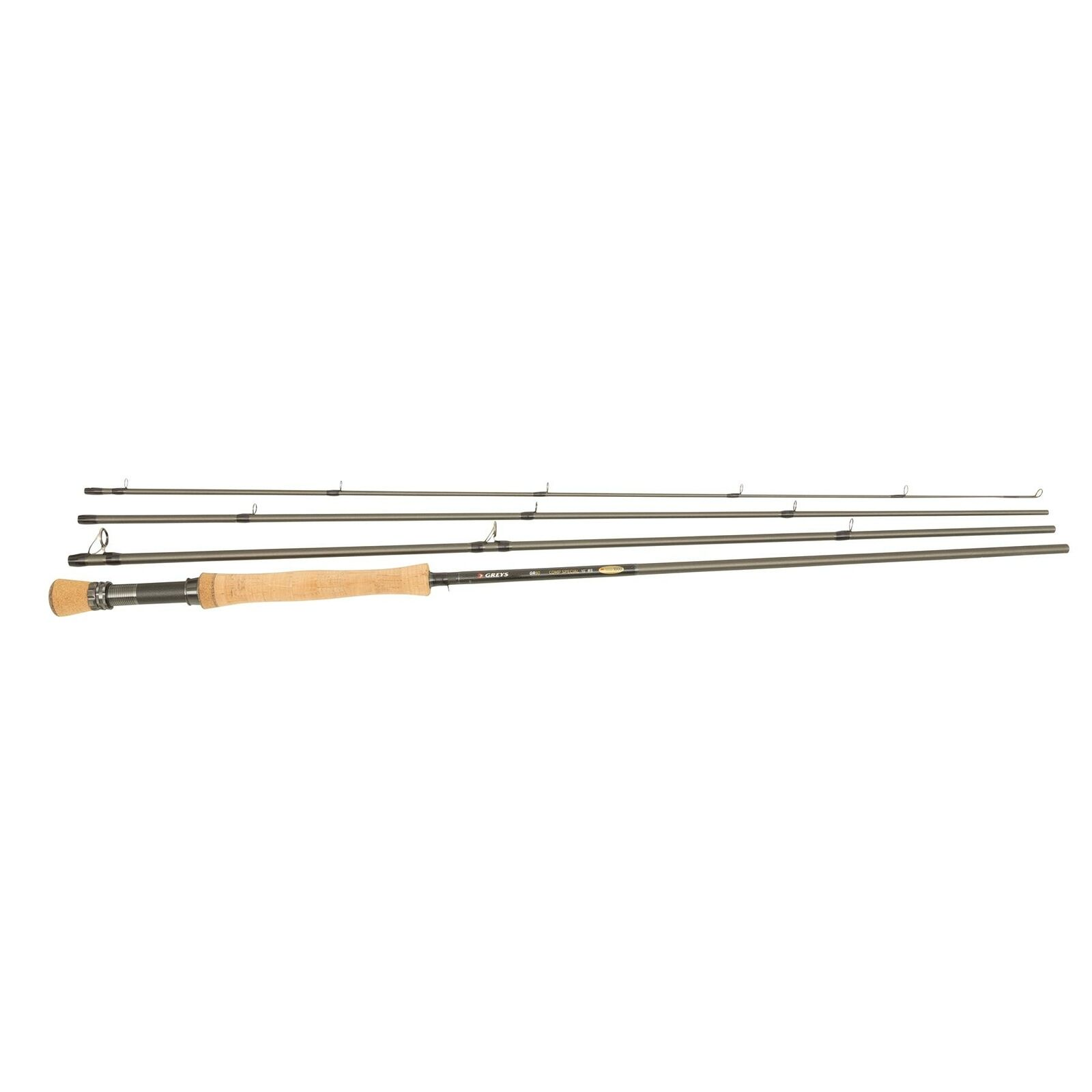 graus GR80 Comp Special 9'6   7 4pce   Fly Fishing Rod