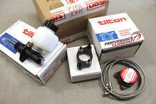Tilton Cerametallic Twin Disk Clutch Hydraulic Release Bearing Kit Honda B16 B18