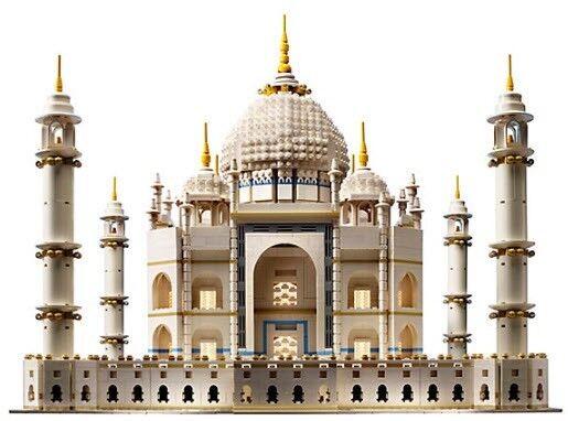 Lego ORIGINAL Taj Mahal Mahal Mahal (10256) BRAND NEW - NEVER OPENED - SOLD OUT ONLINE e9abde