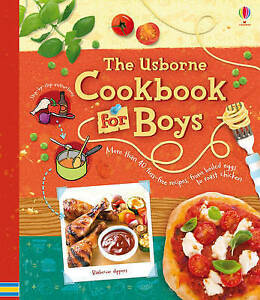 Cookbook-for-Boys-by-Wheatley-Abigail-ExLibrary