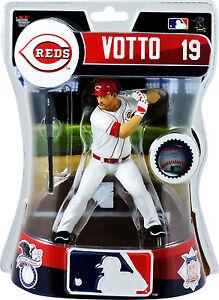 Joey-Votto-Cincinnati-Reds-6-039-Action-Figure-Imports-Dragon-MLB-2017-NEW