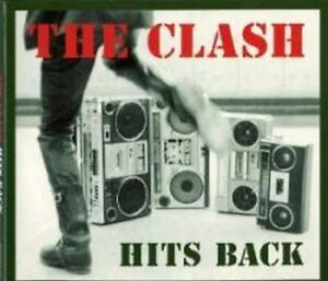 THE-Clash-HITS-BACK-2013-2CD-NUOVO