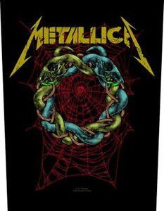 Metallica-Enredados-Web-Parche-De-Espalda-602394