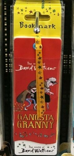 SEUSS 3 /& DAVID WALLIAMS BOOKY 6 BOOKMARKS TO COLLECT DR