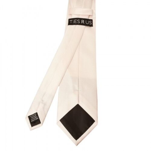 Blush Diamond Classic Men/'s Tie Regular Neck Tie Thick Tie Pink Normal Tie