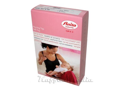 ANITA maternity Still-Top 5200 schwarz Stilltop 95 Cup B NEU Gr