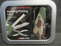 7in1 Champion Fishing Hunting Knife Tool Pliers Fish Scaler Hook Father Day Gift
