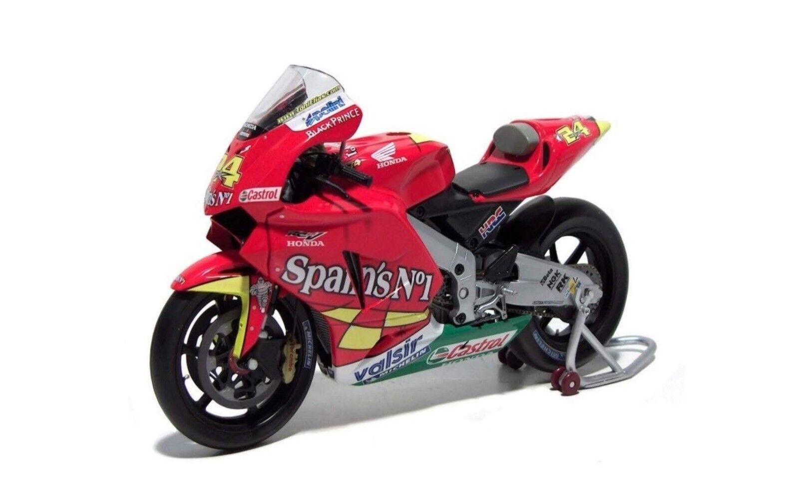 moda clasica 1 12 Honda RC211V Elias MotoGP 2006 2006 2006 1 12 • Minichamps 122061024  compras online de deportes