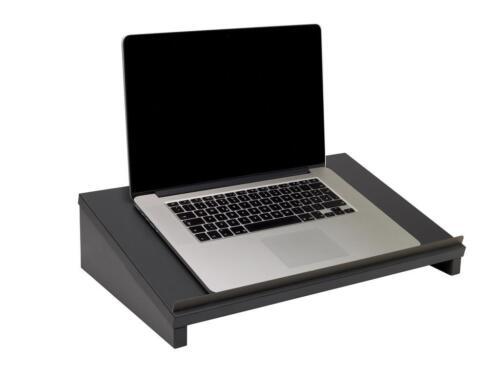 Vorlagenhalter Dokumentenhalter Laptophalter Graphit B//H//T 50//12//30 cm