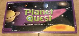 Planet-Quest-Learning-Resources-Educational-Board-Game-NEW-factory-sealed
